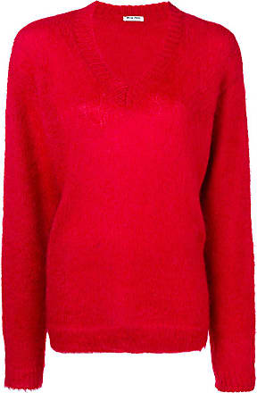 Rouge Jumper Miu Knitted Miu Knitted Jumper wXqUv