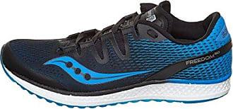 7 Fitnessschuhe blu Saucony 42 Iso blk Nero Herren Eu Freedom q00wx6f