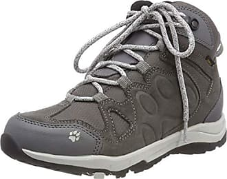 39 Eu grey Hautes Randonnée Wolfskin Femme 4650 Mid Gris Jack Chaussures W De Texapore Haze Rocksand SnCfwxa6q