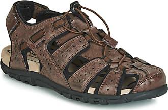 Sandal Strada Sandal Strada Uomo Geox Uomo Geox NOX8wkn0P