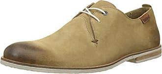 Kickers Zapatos 11 Cordones Flallina De Eu beige Brogue Hombre Para 40 rqZ5r