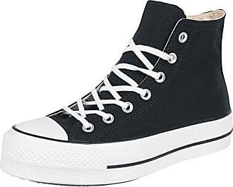 Sneakers 001 Eu Taylor Lift 36 black Basses Noir Chuck Femme Hi White Converse Ctas wXPfOXq