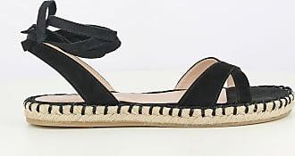 Sandales Noir Cuir Cuir Sandales Jonak Plates Jonak 1qFwUS