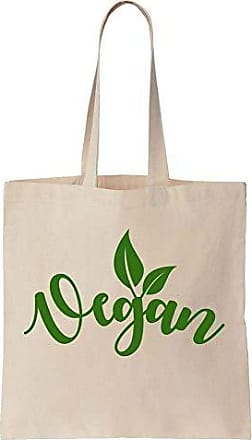 Minimal Leaves Bag Tote Prints Finest Art Vegan Canvas Cotton t7qEHwPq