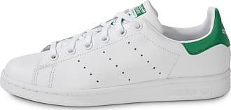Adidas Stan Smith Femme Blanc Vert Tennis Yfg7I6yvmb