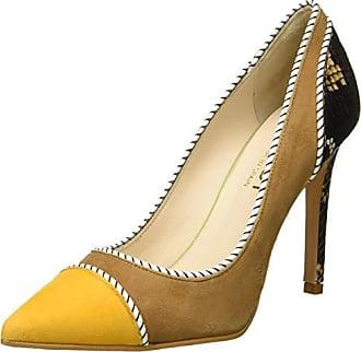 Vensil39sr Tacón Zapatos Safron Con Mujer Punta 39 De Para Cerrada Lodi Eu q6dwWgCx5C