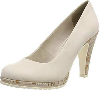 2 Tozzi 41 404 22412 32 Para Plataforma 2 Beige Zapatos Eu Mujer Con dune Marco Hqw5Tdq