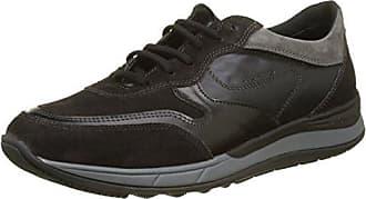 Herren Velour Warren 5 lithium44 SneakerGraucharcoal Eu Stonefly lK1TcJ3F