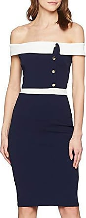 Vestido 001 Para Es De Dress 40 navy Blue Fiesta Quiz Mujer qxZTC5wA