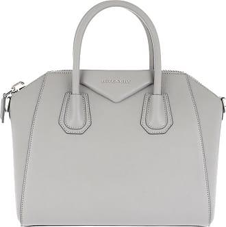 Givenchy Damen Bag Leder Antigona Gebraucht Grau PUPnBHR