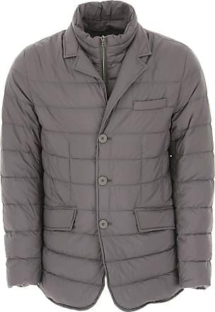 para Puffer chaqueta Ski venta hombres abajo gris Herno abajo en HqEI1q