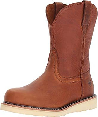 Recon Work BootGolden Ariat Us D Toe Grizzly8 Mens Round Rambler LUjVqzMGSp