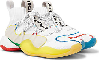 Williams Sneakers Mesh White Consortium Lvl Byw Adidas Pharrell X Crazy fUqcE8