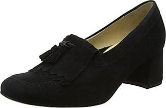 Zapatos Eu De Negro Brighton schwarz Tacón 41 Mujer Ara aBwC5Sqxp