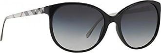 black 0be4146 Para De Mujer gray Sol Burberry 34068g Negro 55 Gafas gwSzqd