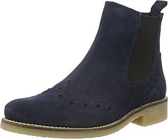 Boots in Prodotti 67 fino Blu Scuro Chelsea a fdqwfO