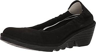 Eu Bout Fermé Noir black Pled819fly 36 London Femme Fly Escarpins 1nS44H