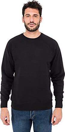 Fruit De Loom Schwarz Sweatshirt Shirt T Of Homme Raglan The Sport Fxr0qU7F