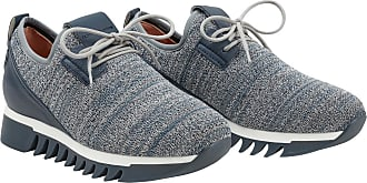 blauw Smith 41 Alexander Dames Sneakers Knitted Grijs vcAcW8SFq