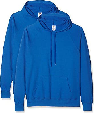 Homme Blue Shirt Hooded The Fruit Lighthweight Bleu Sweat Loom Of royal wqCCP0S