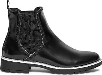 Boots À Pailletée Trépointe Noir Éram Chelsea HBq4twxB5
