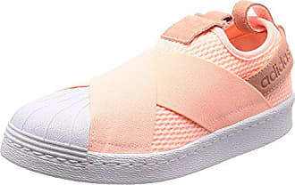 Chaussures ftwr Eu On Superstar 36 White Multicolore Basketball W Adidas De Aq0919 Orange Slip Clear Femme IPAUZC