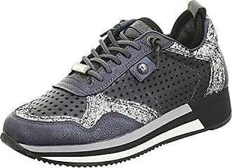 Damen Grau Sra Sneaker 531906 C848 Antracita Cetti Tin BSwp8wq