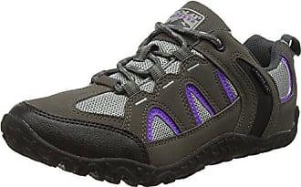 37 purple black Gris Eu grey Femme Gola Basses De Randonnée Elias Chaussures gwqFf