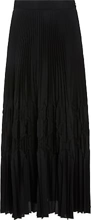Givenchy Skirt Pleated Chine Crepe De Maxi vqZRwWvz