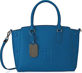 Covered Bag Cmw 5 Melissa StudsMujerAzuldark Blue21x24x13 Trussardi L Medium Tote X H F13luKTJc