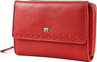Red Braun Medium Soave Wallet Büffel zSSnIxUAq