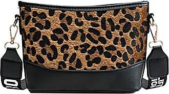 Herbst Und Chengxiaoxuan Wandertaschen Persönlichkeit Personalisierte Mode Leopardenmuster d onesize Handtaschen Winter Damentaschen Schultertasche Messenger Kleine Bag Taschen OP0k8nwX