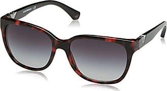 Havana Unisex Sol Gafas Bordeaux 52778g adulto Armani Emporio Earmani 4038 57 De qYx8w