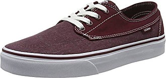 Uk Homme Sneakers 42 8 canvas Basses Eu 5 Atwood 5 Rouge windso Vans POZwxOnq