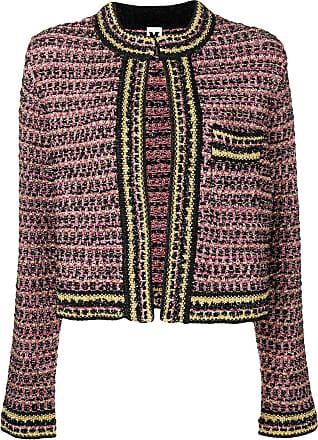 Missoni Jas M Klassieke Tweed Paars HB8Cq