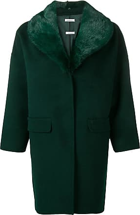 s o Collar P Coat Fur h a Vert r fPqxwx4t