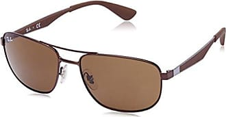 Gafas Sol Brown Dark Matte Rb3528 ban De Ray 58 Wzx6q1FUx5