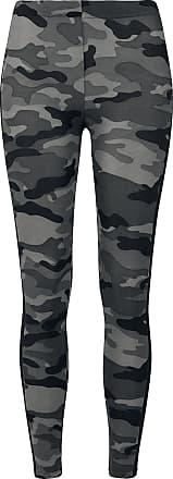 Dark Stripe Camo Leggings Camo Classics Urban zwart Ladies Atq1xXwcpS