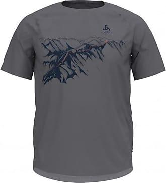 s T shirt Für Top Crew Neck schwarz Concord HerrenGrau Odlo Bl S LzGqSUMjVp