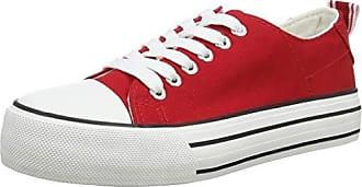 New Femme 1 Baskets Look 37 3 Eu 2 60 Mack Red bright TrIZATwq