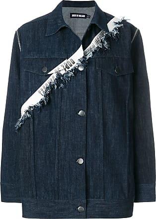 House Oversized Taped Denim Holland Bleu Jacket Of gAwfqz