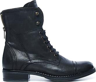38 39 37 Boots 36 Manfield Schwarze 41 42 40 Biker 1xnOqYX6
