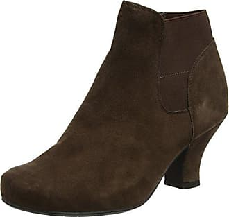Femme Bottines 014 chocolate 41 Eu Marron Hotter Beverley nH6wqPxEa8