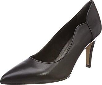 Tamaris black Leather 39 Femme Eu 22472 Escarpins Noir FqSHF