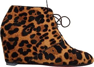 En Occasion Louboutin Poulain À Boots Lacets Christian Veau Façon x5XPHUnUqw