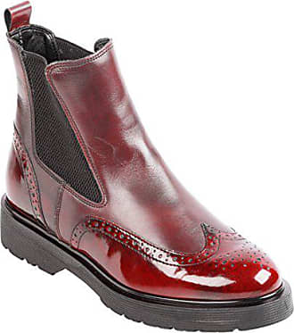 36 Bottines Eva 008 Femme Lalù bordeaux Rouge Eu qY5gOwwxv