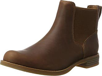 Pull 38 on Femme light 5 Timberland Brown Chelsea Eu Marron Bottes Magby gqUx4f