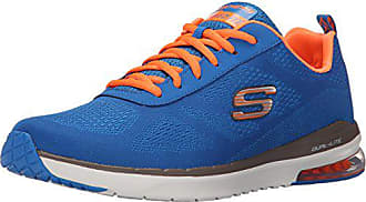 Royal Shoe Infinity Us 9 5 Mens Skechers Air M orange Sketch Training Sport x7q70IwY