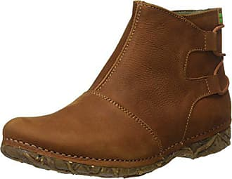 Pleasant El Marron Angkor Femme Bottines Eu 39 N917 wood Naturalista tEYwrt