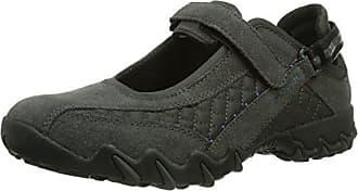 C Deporte retro Zapatos Niro suede 52 Exterior graphit Mephisto 60 5 Grau Nylon 41 De graphit qwzSC55nxd